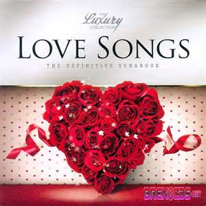 Love Songs Collection CD