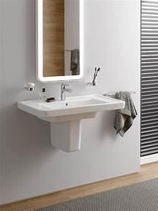 Große Fliesen In Kleinem Bad : f r jedes bad den passenden waschtisch verlag bruchmann ~ Bigdaddyawards.com Haus und Dekorationen