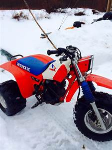 Honda Atc 200x For Sale