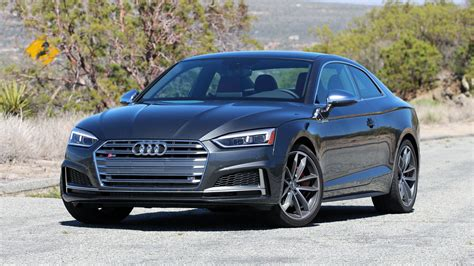 2018 Audi S5 Coupe Review