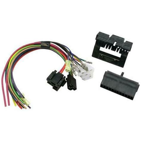 painless wiring  gm steering column pigtail kit ebay