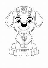 Zuma Patrol Paw Coloring Coloriage Patrouille Pat Sheet Coloring1 Printable Imprimer sketch template