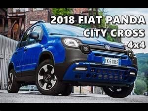Fiat Panda 2018 Prix : 2018 fiat panda city cross 4x4 youtube ~ Medecine-chirurgie-esthetiques.com Avis de Voitures