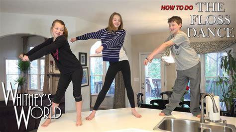 How To Do The Swish Swish Dance  Whitney Bjerken Youtube