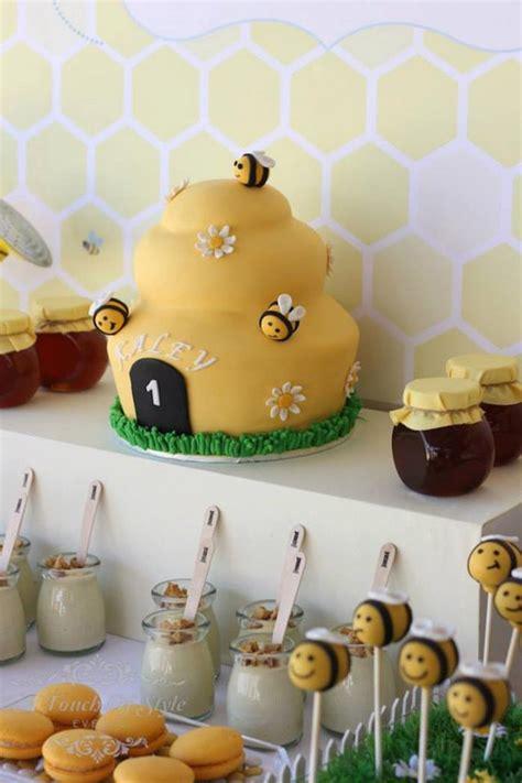 Kara's Party Ideas Bee Party Planning Ideas Supplies Idea