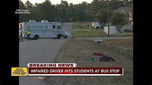 1 of 5 students hit by drunk driver at bus stop dies from ...