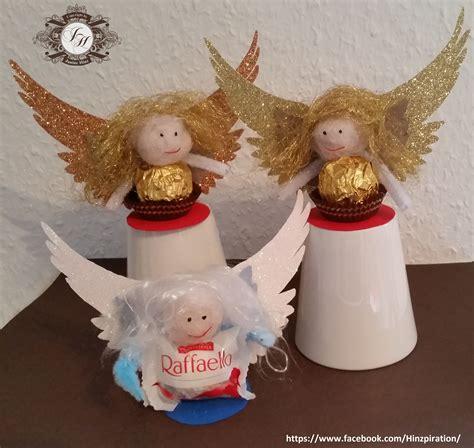 weihnachten  geschenkidee rocher raffaello engel