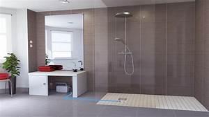 douche italienne 28 modeles et conseils installation With porte de douche coulissante avec quel parquet choisir pour une salle de bain
