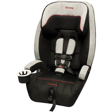 harmony defender     combination booster car seat