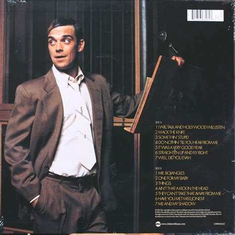 Robbie Williams Swing When You Re Winning by Robbie Williams Swing When You Re Winning