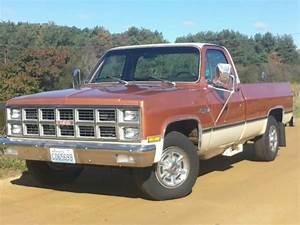1981 Gmc Sierra Grande Pickup 41000 Mi All Original