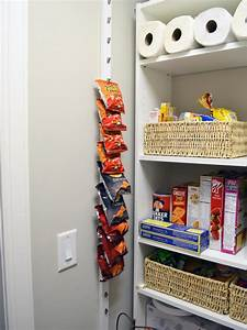 Condiments Cabinet Design 16 Small Pantry Organization Ideas Hgtv
