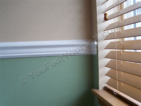 chair rail trim molding height ask eli at