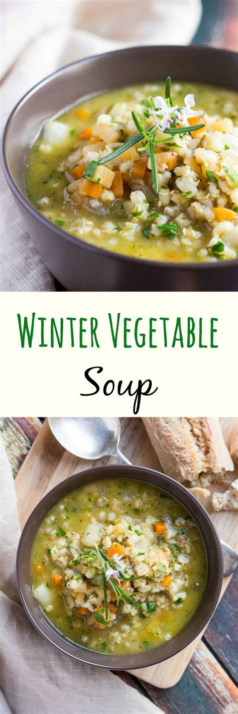best vegetable soup recipes hearty winter vegetable soup recipe best