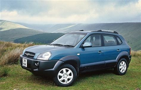 hyundai tucson  car review honest john