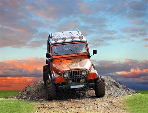 Fantastic Off-road Vehicles You Can Buy Now
