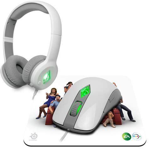 tapis de souris pour souris laser steelseries the sims 4 gaming pack souris pc steelseries sur ldlc