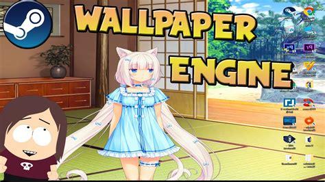 wallpaper engine   animated desktop backgrounds