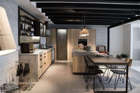 loft kitchen ideas kitchen design for lofts 3 ideas from snaidero