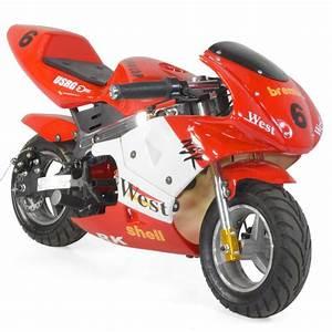 Mini Moto Electrique : pocket bike gp electrique 350w ~ Melissatoandfro.com Idées de Décoration