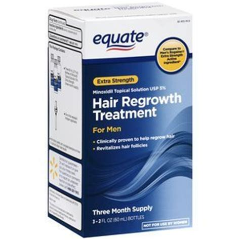 Amazon.com: Equate - Hair Regrowth Treatment for Men with