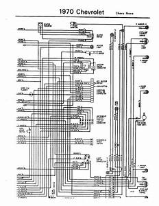 1970 Chevelle Horn Wiring Diagram