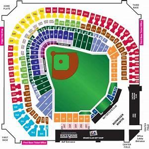 Globe Life Park Seating Chart Texas Rangers
