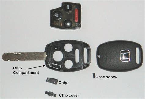 broken honda accord key  bogleheadsorg