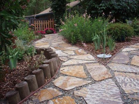 ideas de caminos  el jardin