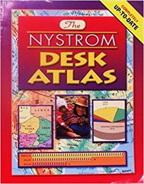 nystrom desk atlas free nystrom desk atlas 9780134142777 books