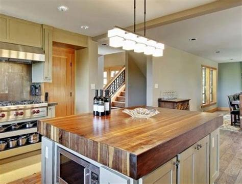 kitchen island with chopping block top modern butcher block island 10554 within butchers decor 12 9428