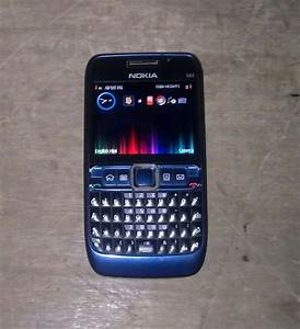 Fairly Used  Clean Nokia E63 For Sale    18 000 Only