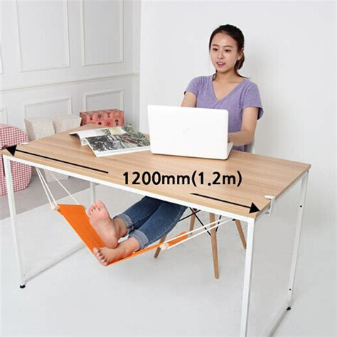 foot stand for desk sale office foot rest stand desk feet hammock easy to