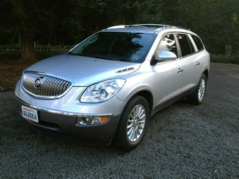 Find Used 2010 Buick Enclave Cxl Sport Utility Awd 4-door