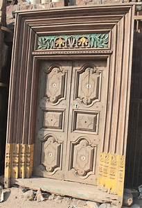 Chettinad, Handmade, Carving, Door