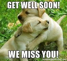 Get Well Soon Meme Funny - 20 funny get well soon memes to cheer up your dear one sayingimages com