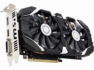 MSI GeForce GTX 1060 DirectX 12 GTX 1060 3GT OC 3GB 192 ...