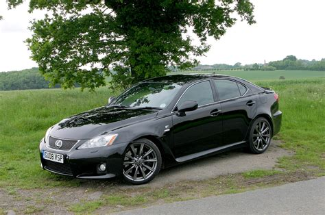 Lexus Is F Review (2008