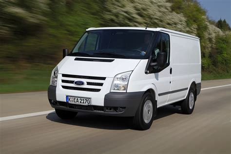 Ford Transit 2012. Parte I   Currocar vehículos para