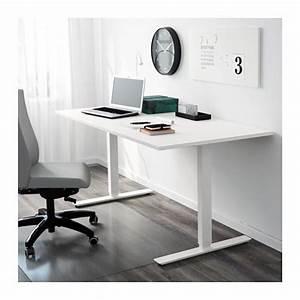Ikea Höhenverstellbarer Schreibtisch : schreibtisch sitz steh skarsta wei b ro ~ A.2002-acura-tl-radio.info Haus und Dekorationen