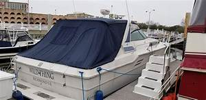 1987 Sea Ray 460 Express Cruiser Motor Yacht For Sale