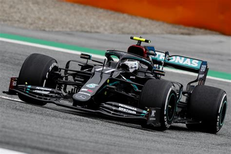 Pole Position Time & Qualifying Results 2020 Austrian F1 GP