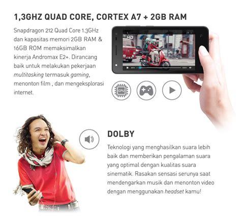 Hp Smartfren Andromax E2 hp android ram 2gb harga sejutaan smartfren andromax e2