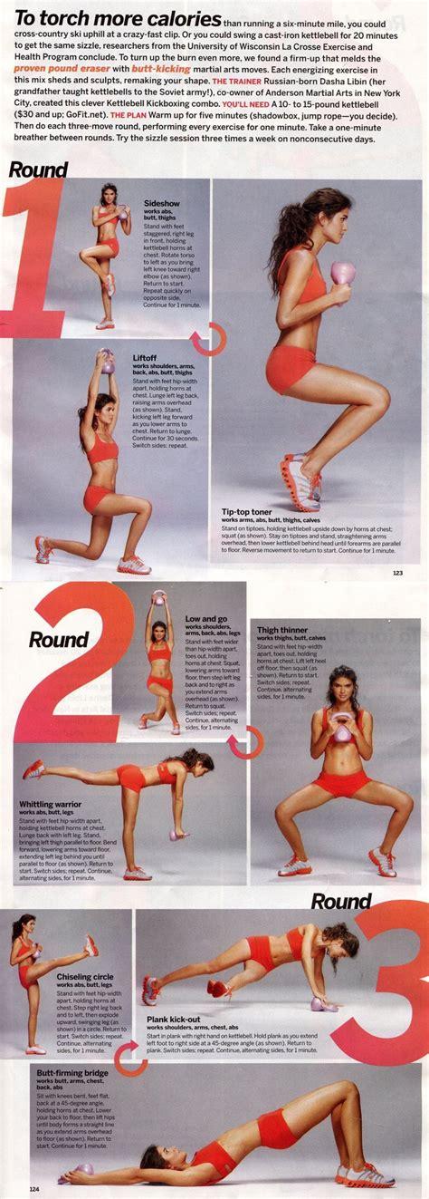 kettlebell fitness training benefits exercise motivation exercises workout