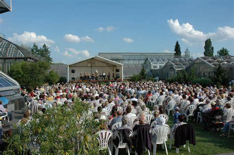 Berlin Botanischer Garten Programm by Sommerkonzerte Im Botanischen Garten Starten Wieder