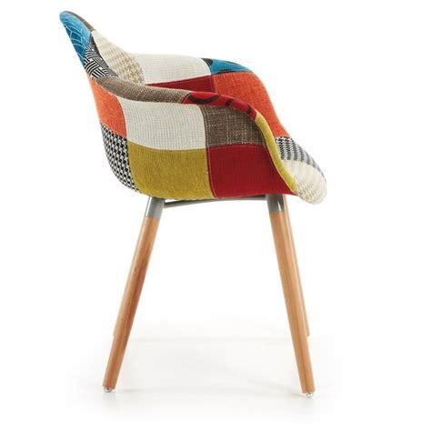 bureau scandinave occasion fauteuil kevya patchwork achat vente fauteuil marron cdiscount