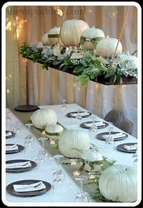 Thanksgiving, Wrap, Up, Dinner, Decor, And, The, Thanksgiving, Table