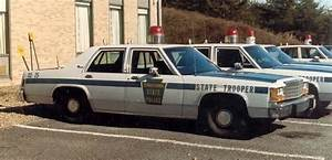 Public Safety Equipment  Pennsylvania State Police 1986