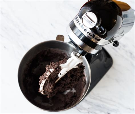 Kitchenaid Food Processor Crush by No Bake Peppermint Cookie Truffles The Kitchenthusiast
