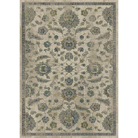 allen roth rugs shop allen roth portsbury beige rectangular indoor woven nature area rug common 10 x 13